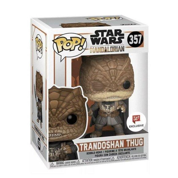 Funko Pop! Star Wars: The Mandalorian 357 Trandosh